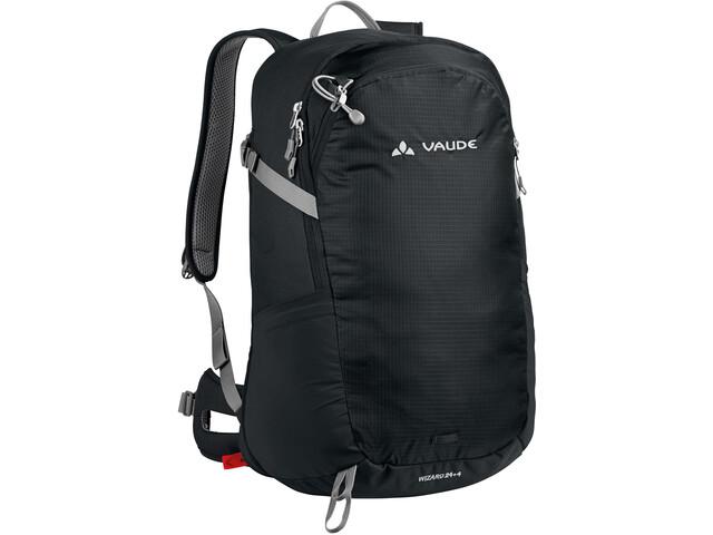 VAUDE Wizard 24+4 Backpack black